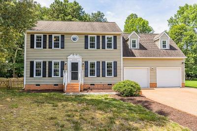Mechanicsville Single Family Home For Sale: 9309 Guenevere Place