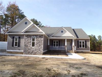 Henrico Single Family Home For Sale: 6900 Yahley Mill Road