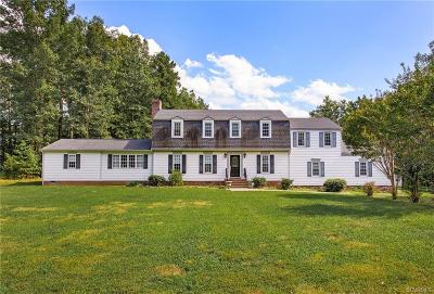 Hanover County Single Family Home For Sale: 12380 Bienvenue Road