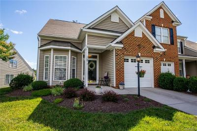 Midlothian Condo/Townhouse For Sale: 1760 Rose Mill Circle