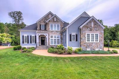 Henrico County Single Family Home For Sale: 12744 Ellington Woods Place