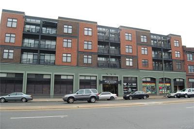 Richmond Condo/Townhouse For Sale: 1333 W Broad Street #U307