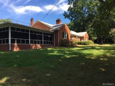 Single Family Home For Sale: 10106 Telegraph Road