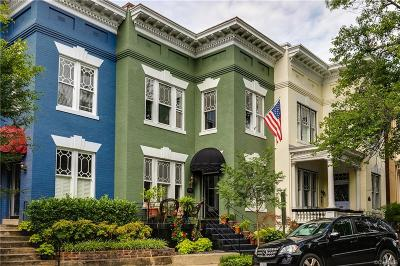 Single Family Home For Sale: 1611 Park Avenue