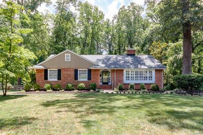 Richmond Single Family Home For Sale: 3371 Sherbrook Road