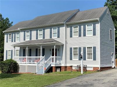 Single Family Home For Sale: 15030 Jumping Mallard Place
