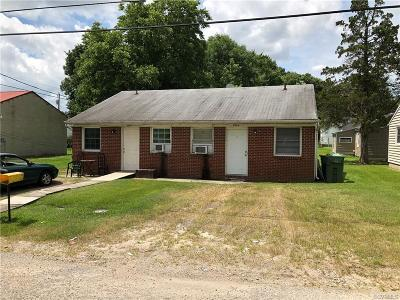 Single Family Home For Sale: 902 Pine Avenue