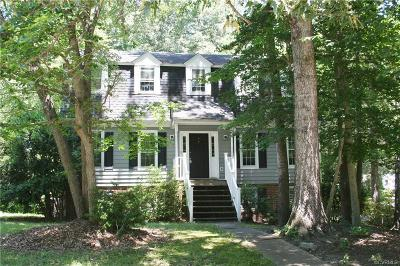 Midlothian Single Family Home For Sale: 12800 Old Country Lane