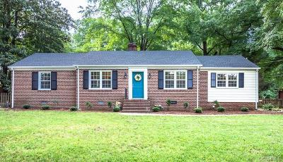 Single Family Home For Sale: 4127 Pawnee Road