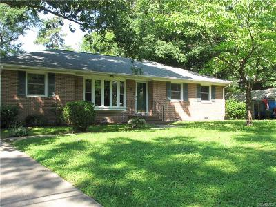 Colonial Heights Single Family Home For Sale: 102 Winston Avenue