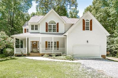 Chesterfield Single Family Home For Sale: 15001 River Road