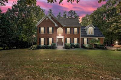 Chesterfield Single Family Home For Sale: 13309 Meredith Pointe Way