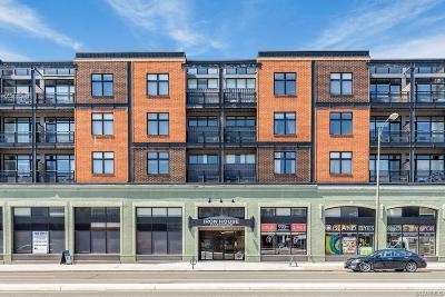 Richmond Condo/Townhouse For Sale: 1333 W Broad Street #U214