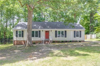 Chesterfield Single Family Home For Sale: 5312 Dermotte Lane