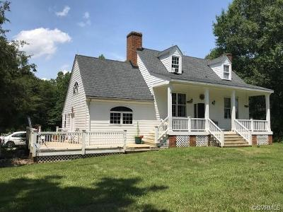 Powhatan County Rental For Rent: 3355 Duke Road