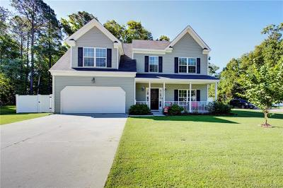 Single Family Home For Sale: 6852 Watch Harbour Circle