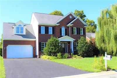 Mechanicsville Single Family Home For Sale: 9469 Crescent View Drive