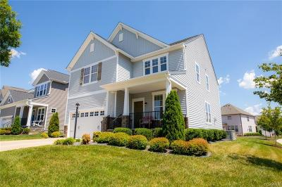 Mechanicsville Single Family Home For Sale: 8850 Ringview Drive