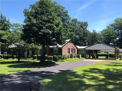 Chesterfield Single Family Home For Sale: 5625 Catterick Road