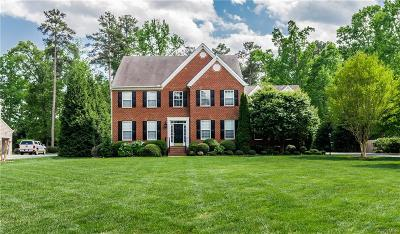 Chesterfield Single Family Home For Sale: 13631 Pine Reach Dr