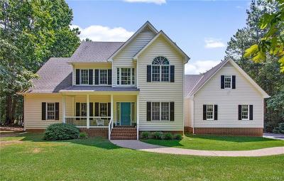 Powhatan Single Family Home For Sale: 1698 Indian Pipe Court
