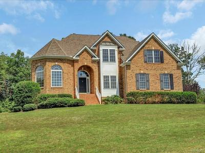 Goochland Single Family Home For Sale: 2148 Thoroughbred