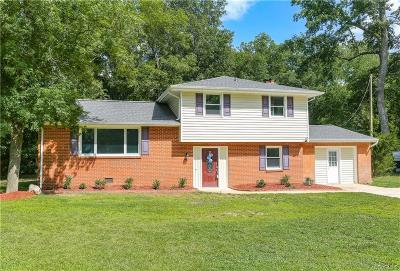 Colonial Heights Single Family Home For Sale: 320 New Castle Drive