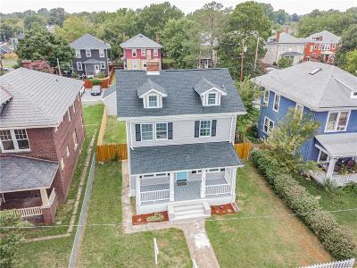 Richmond Single Family Home For Sale: 2902 Montrose Avenue