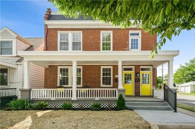 Richmond Single Family Home For Sale: 622 N 35th Street