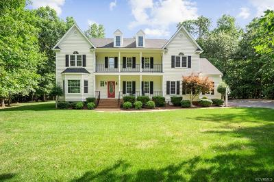 Chesterfield Single Family Home For Sale: 10818 Macandrew Lane