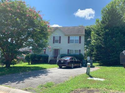 Richmond Single Family Home For Sale: 3905 Darton Terrace