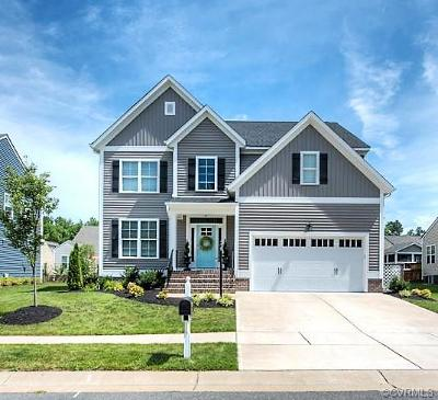 Chesterfield Single Family Home For Sale: 14524 Forest Row Trail