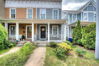 Richmond Single Family Home For Sale: 510 N 28th Street