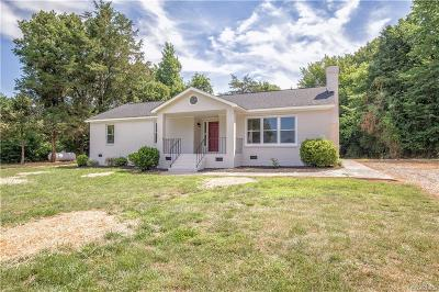 Powhatan Single Family Home For Sale: 3500 Jefferson Landing Road