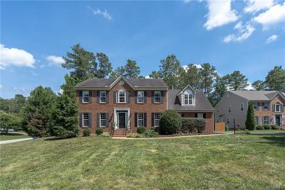 Chesterfield Single Family Home For Sale: 11301 Willowcrest Court