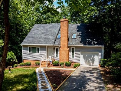 Chesterfield Single Family Home For Sale: 14503 Green Forest Drive