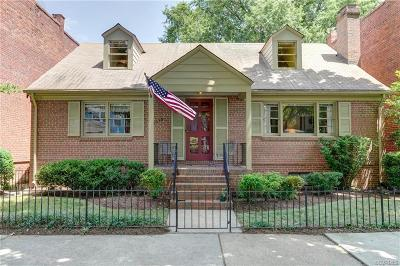 Richmond Single Family Home For Sale: 3310 Patterson Avenue