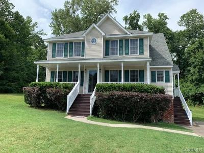 Hopewell Single Family Home For Sale: 5524 Mulberry Drive