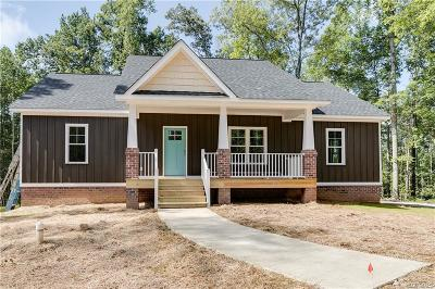 Goochland Single Family Home For Sale: 2796 Hadensville Fife Road