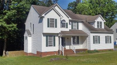 Chesterfield Single Family Home For Sale: 15018 Creekedge Place