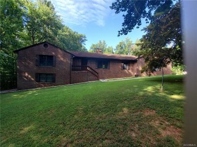 Farmville Single Family Home For Sale: 1755 Winky Street