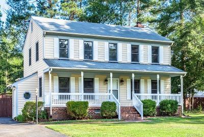 Henrico Single Family Home For Sale: 11112 Swift Flight Lane