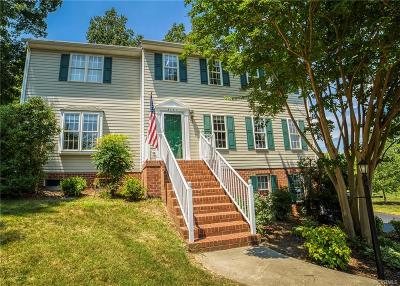 Mechanicsville Single Family Home For Sale: 8301 Bama Road