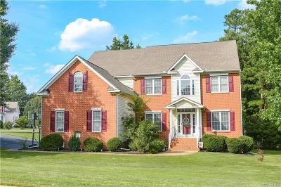 South Chesterfield Single Family Home For Sale: 14607 Pleasant Creek Drive