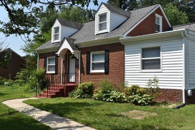 Henrico Single Family Home For Sale: 4911 Oakleys Lane