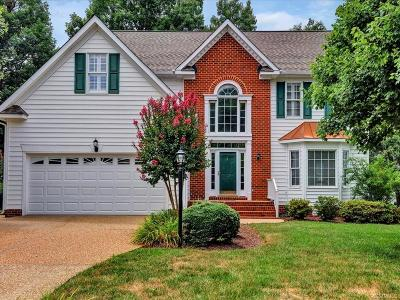 Glen Allen Single Family Home For Sale: 12443 Fremont Drive
