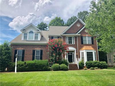 Henrico County Rental For Rent: 4709 Hearthstone Road