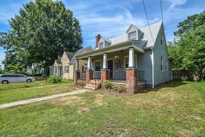 Henrico Single Family Home For Sale: 6804 Hermitage Road
