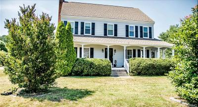 Hanover Single Family Home For Sale: 9060 Pelot Place