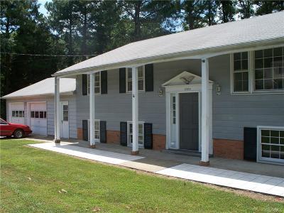 Henrico Single Family Home For Sale: 2504 Arrington Road